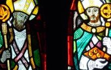 Hl. Niklaus und Hl. Augustinus